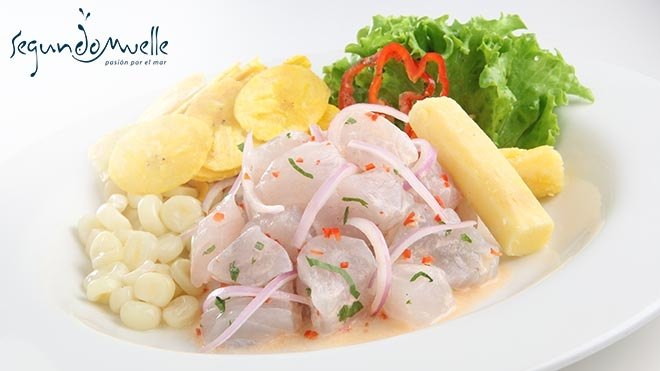 SEGUNDO MUELLE (BORDEMAR) Restaurantes Restaurante