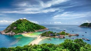 COSTAMAR | SINGAPUR,VIETNAM,CAMBOYA,TAILAND