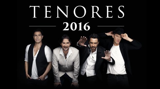TENORES - Club El Comercio Perú.