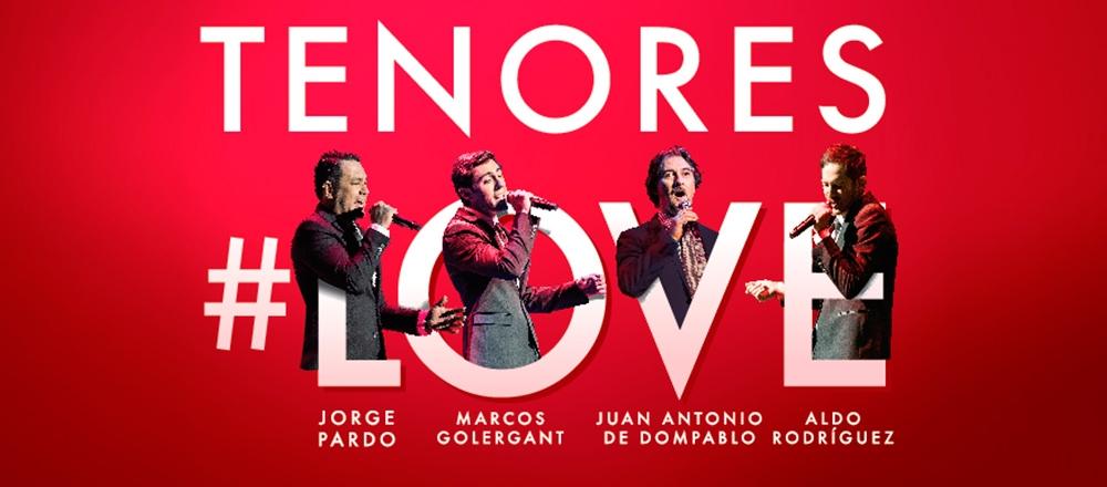 TENORES #LOVE - Club El Comercio Perú.
