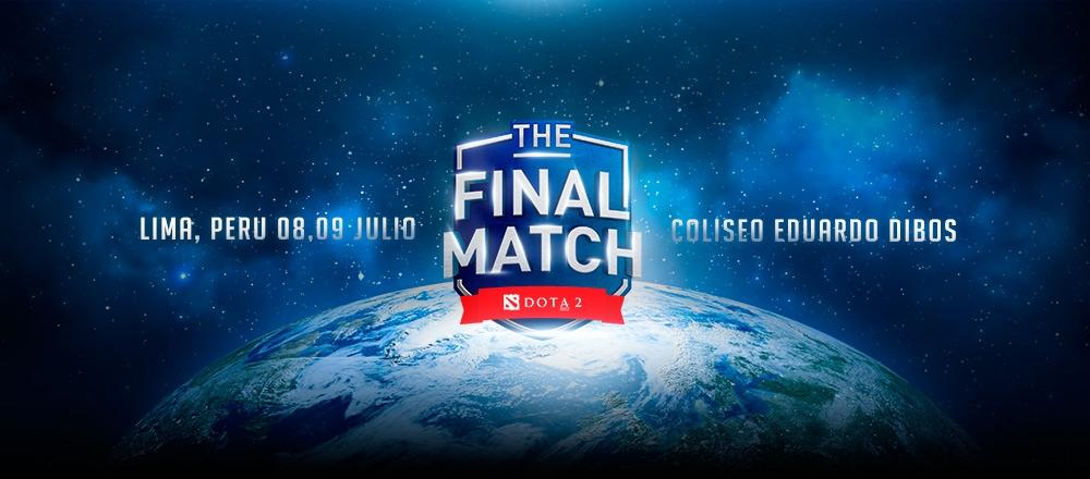 THE FINAL MATCH - Club El Comercio Perú.