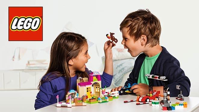 TIENDAS LEGO Niños P. Servicios