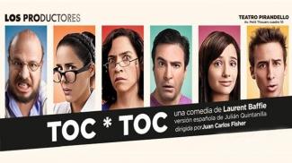 TOC TOC Teatro cultyentret