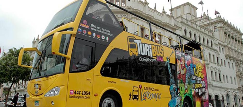 TURIBUS - TURIBUS CITYSIGHTSEEING LIMA - Club De Suscriptores El Comercio Perú.
