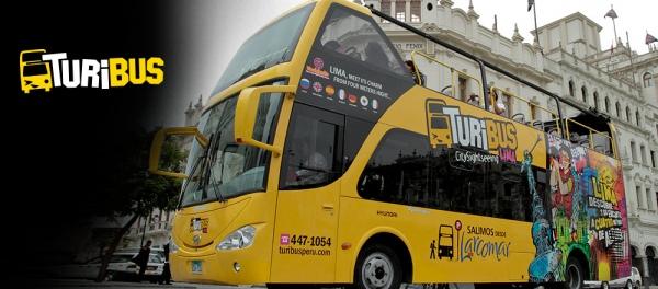 TURIBUS - TURIBUS CITYSIGHTSEEING LIMA