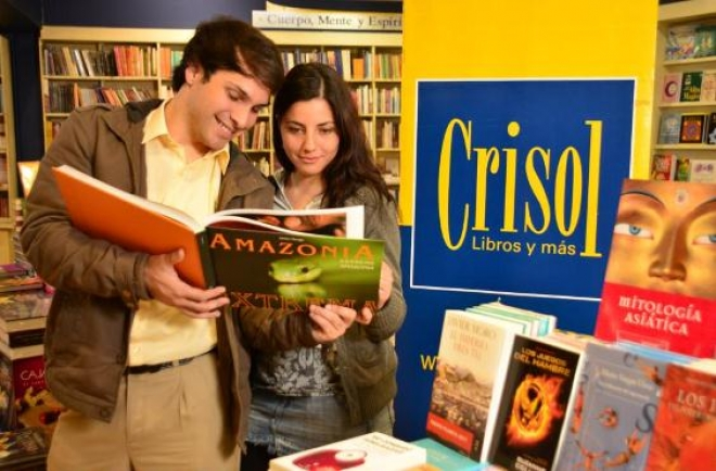 VENTA EXCLUSIVA CRISOL-Librería-E. Exclusivos-Club De Suscriptores El Comercio Perú.