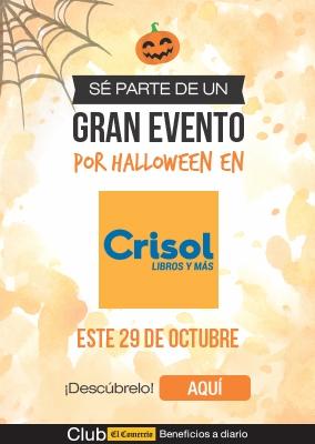 ¡Halloween en Crisol! - Club El Comercio Perú.