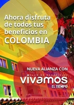 Club Vivamos - El Tiempo - Club De Suscriptores El Comercio Perú.