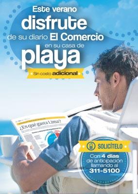 El Comercio - Playas - Club El Comercio Perú.