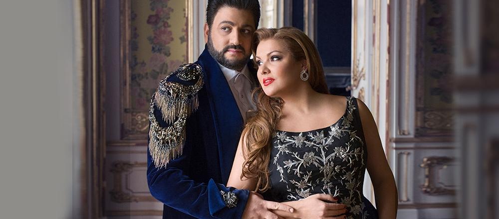 ANNA NETREBKO Y YUSIF EYVAZOV EN CONCIERTO - Teleticket - Club De Suscriptores El Comercio Perú.
