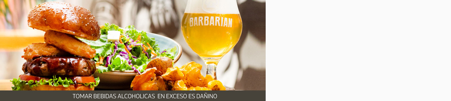 BARBARIAN  - Club El Comercio Perú.