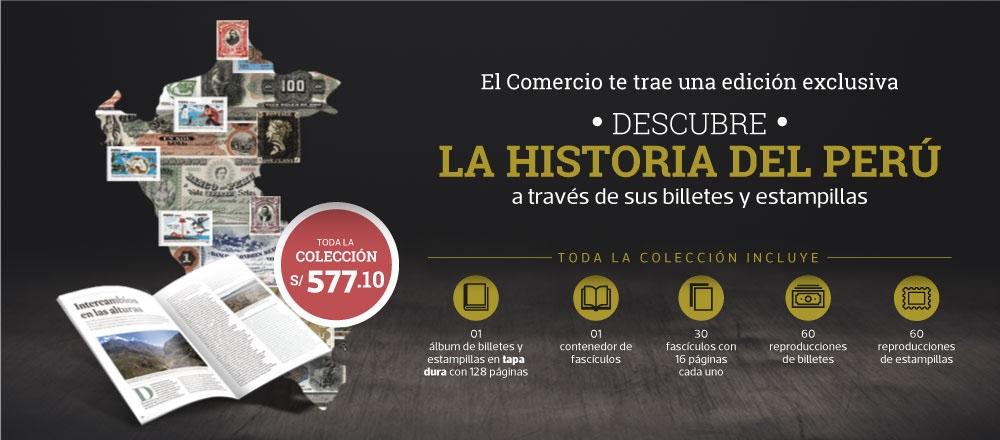 BILLETES Y ESTAMPILLAS - CLUB DE SUSCRIPTORES - Club De Suscriptores El Comercio Perú.