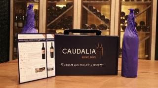 CAUDALIA WINE BOX | SUSCRIPCIÓN 1 MES