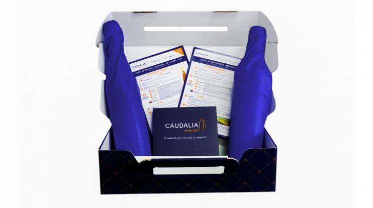 CAUDALIA WINE BOX | TIENDA ONLINE - CAUDALIA WINE BOX