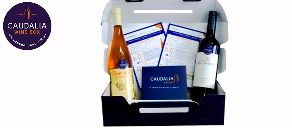 CAUDALIA WINE BOX | TIENDA ONLINE - CAUDALIA WINE BOX - Club De Suscriptores El Comercio Perú.