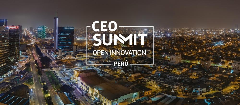 CEO SUMMIT OPEN INNOVATION  - JOINNUS - Club De Suscriptores El Comercio Perú.