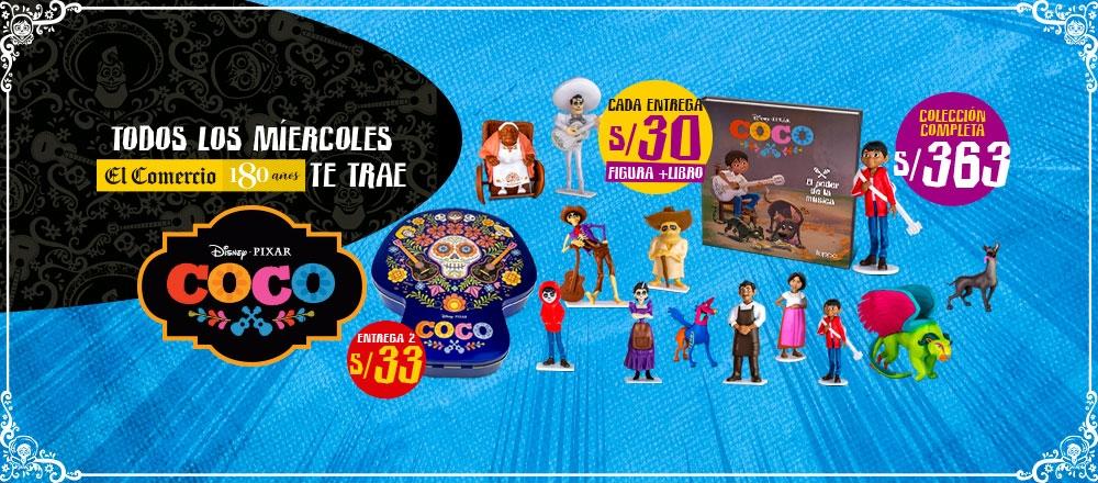 COCO - CLUB DE SUSCRIPTORES - Club De Suscriptores El Comercio Perú.