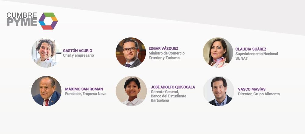 CUMBRE PYME 2019 - JOINNUS - Club De Suscriptores El Comercio Perú.