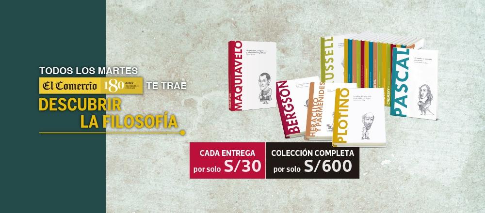 Descubrir la filosofía 2 - CLUB DE SUSCRIPTORES - Club De Suscriptores El Comercio Perú.