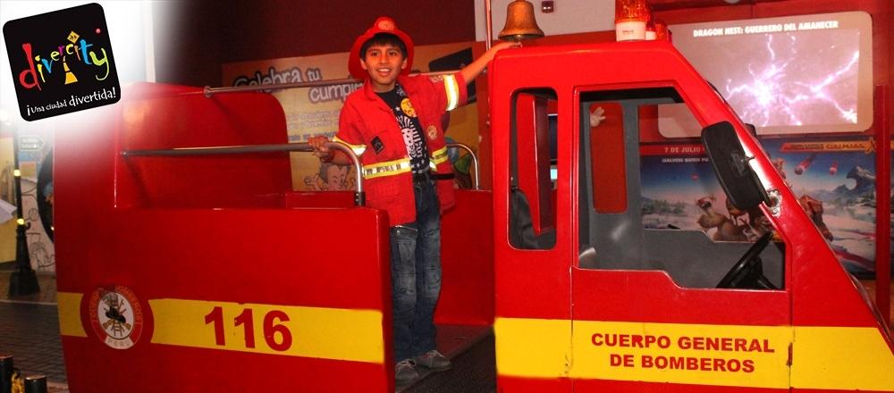 DIVERCITY - Divercity - Club De Suscriptores El Comercio Perú.