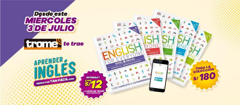 ENGLISH FOR EVERYONE - CLUB DE SUSCRIPTORES - Club De Suscriptores El Comercio Perú.