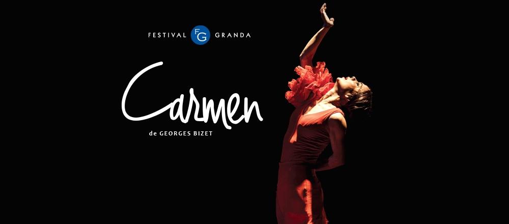 """FESTIVAL ALEJANDRO GRANDA """"CARMEN"""" - Teleticket - Club De Suscriptores El Comercio Perú."""