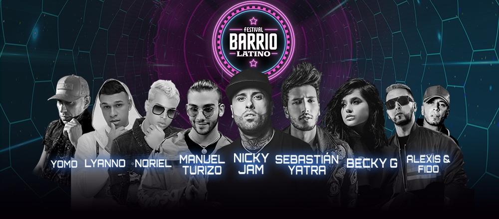 FESTIVAL BARRIO LATINO 4 - JOINNUS - Club De Suscriptores El Comercio Perú.