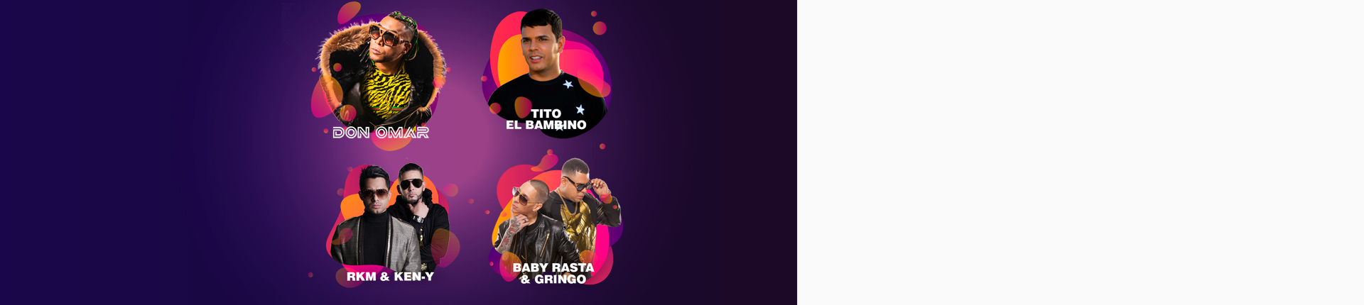 FESTIVAL BARRIO LATINO 5 - Club El Comercio Perú.