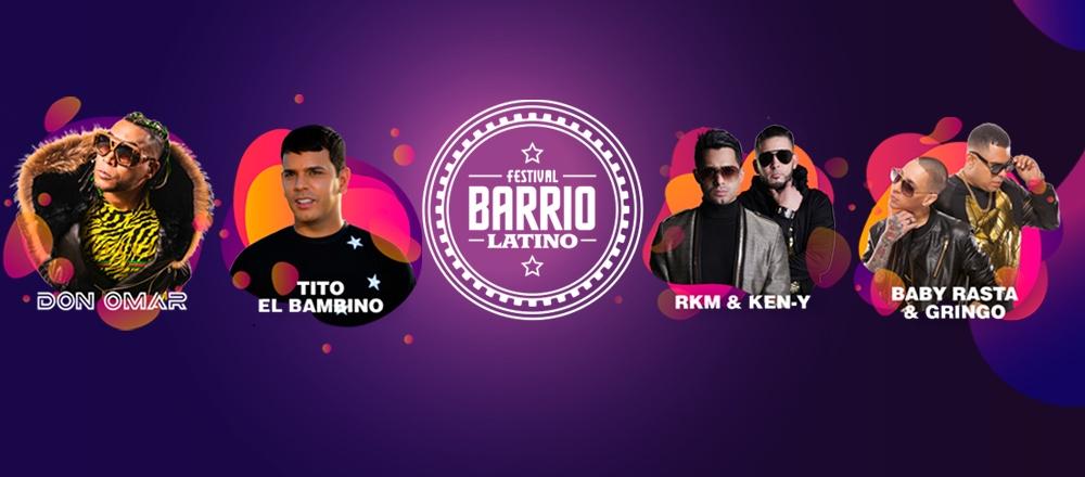 FESTIVAL BARRIO LATINO 5 - JOINNUS - Club De Suscriptores El Comercio Perú.