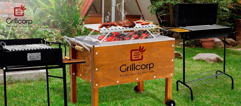 GRILLCORP - GRILLCORP - Club De Suscriptores El Comercio Perú.