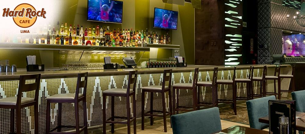 HARD ROCK CAFE - HARD ROCK CAFE - Club De Suscriptores El Comercio Perú.
