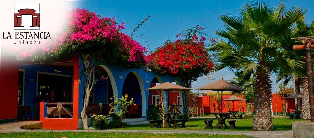 HOTEL LA ESTANCIA DE CHINCHA - LA ESTANCIA CHINCHA - HOTEL - Club De Suscriptores El Comercio Perú.