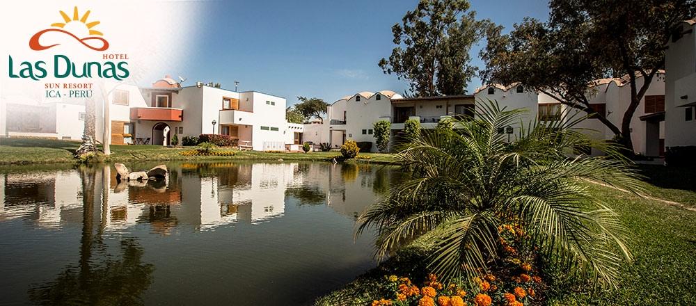 HOTEL LAS DUNAS - HOTEL LAS DUNAS  - Club De Suscriptores El Comercio Perú.