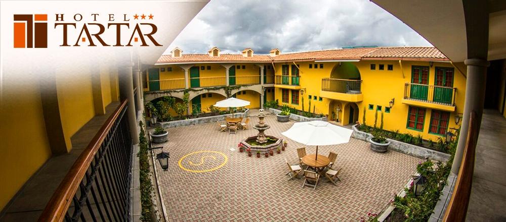 HOTEL TARTAR | CAJAMARCA - HOTEL TARTAR - Club De Suscriptores El Comercio Perú.