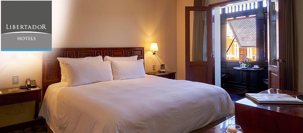 HOTELES LIBERTADOR | FIESTAS PATRIAS - Hotel Libertador - Club De Suscriptores El Comercio Perú.