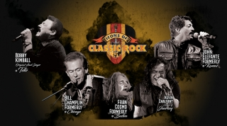 ICONS OF CLASSIC ROCK