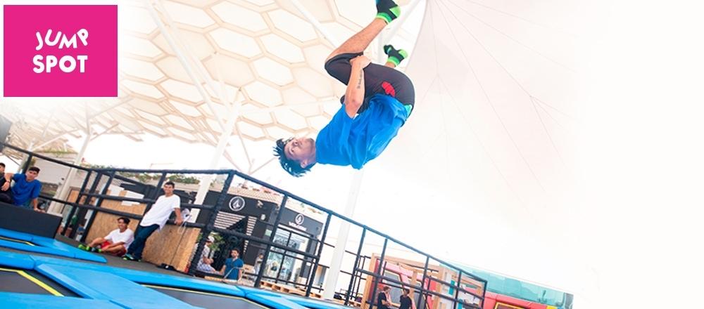 JUMP SPOT - JUMP SPOT - Club De Suscriptores El Comercio Perú.