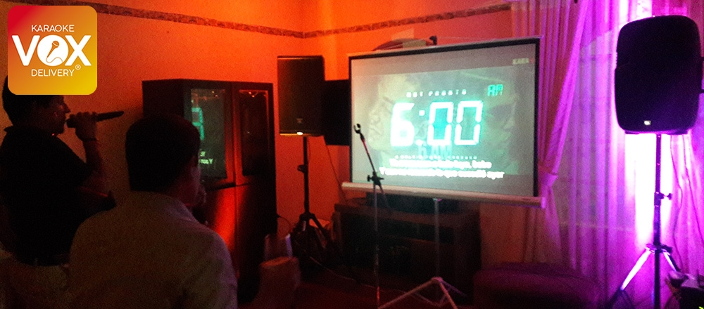 KARAOKE VOX DELIVERY - Club El Comercio Perú.
