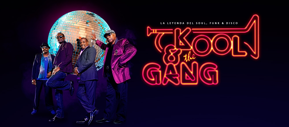 KOOL AND THE GANG - Tu Entrada - Club De Suscriptores El Comercio Perú.