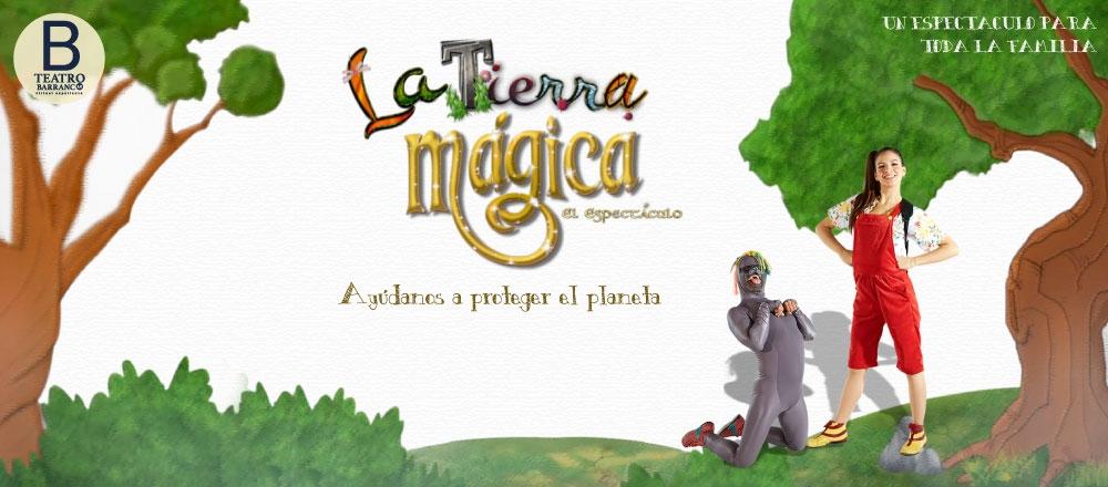 LA TIERRA MÁGICA - Teleticket - Club De Suscriptores El Comercio Perú.