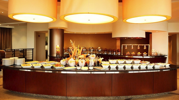 LA VISTA RESTAURANTE - BUFFET - La Vista Restaurant - JW Marriot