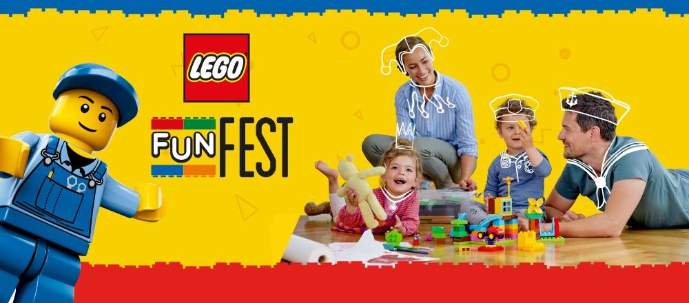 LEGO FUN FEST PERÚ  - Teleticket - Club De Suscriptores El Comercio Perú.