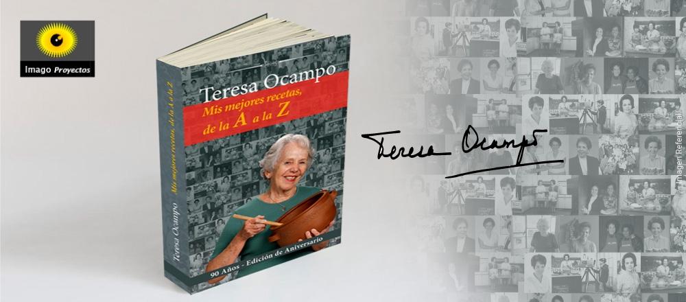 LIBRO TERESA OCAMPO - LIBRO TERESA OCAMPO - Club De Suscriptores El Comercio Perú.
