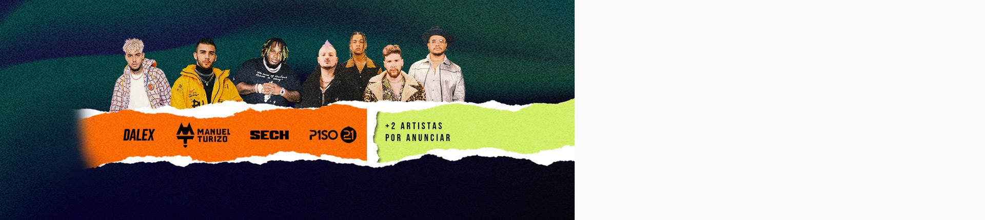 LIMA MUSIC FEST - Club El Comercio Perú.