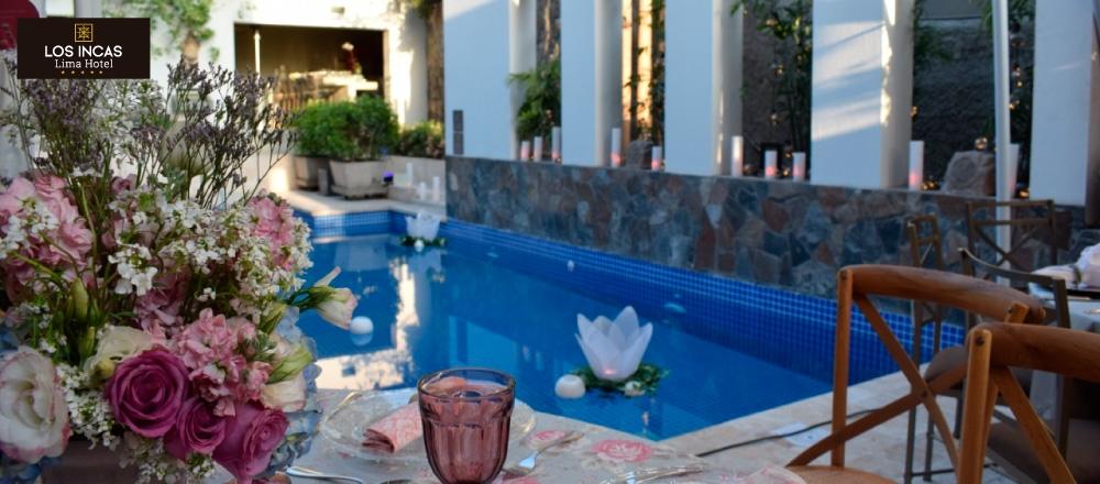 LOS INCAS LIMA HOTEL | ESPECIAL BODAS - LOS INCAS LIMA HOTEL  - Club De Suscriptores El Comercio Perú.