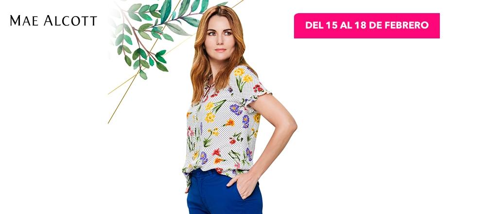 MAE ALCOTT | VENTA EXCLUSIVA - Mae Alcott - Club De Suscriptores El Comercio Perú.