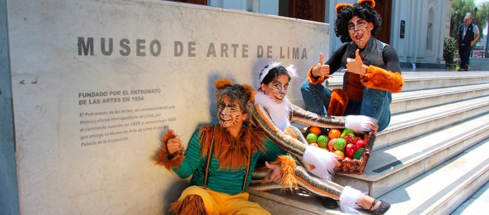 MALI | GATO DE MERCADO - Museo de Arte de Lima - Club De Suscriptores El Comercio Perú.