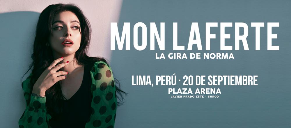 MON LAFERTE | LA GIRA DE NORMA - JOINNUS - Club De Suscriptores El Comercio Perú.
