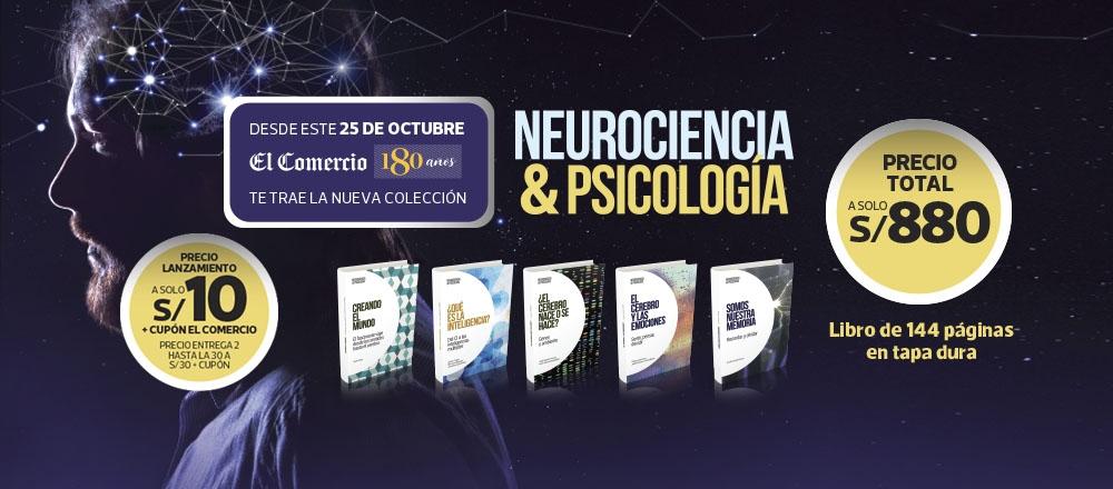 NEUROCIENCIA & PSICOLOGÍA - CLUB DE SUSCRIPTORES - Club De Suscriptores El Comercio Perú.