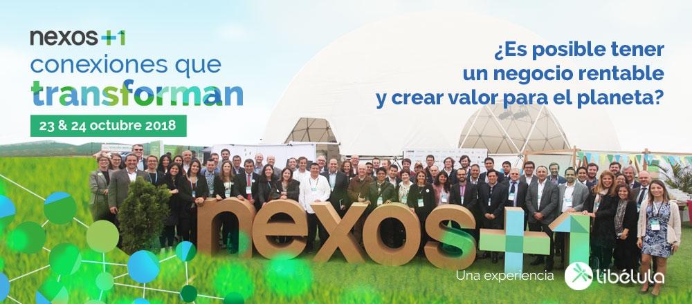 NEXOS + 1 - LIBELULA COMUNICACION - Club De Suscriptores El Comercio Perú.